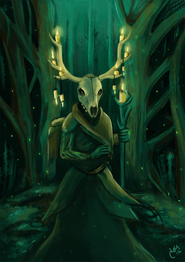 Leshy Slavic mythology